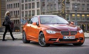 BMW M4 version 2014