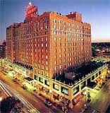 Peabody Hotel, Memphis, TN.  Excellent hotel... watch out for the ducks!