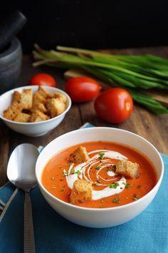 Гаспачо, пошаговый фото рецепт, кулинарный блог и интернет-магазин с доставкой по России, andychef.ru