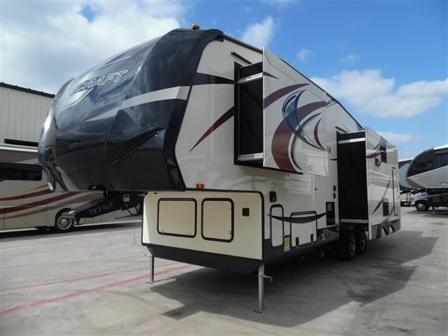 New 2015 starcraft travel star 287rls fifth wheel for sale for Motor homes san antonio