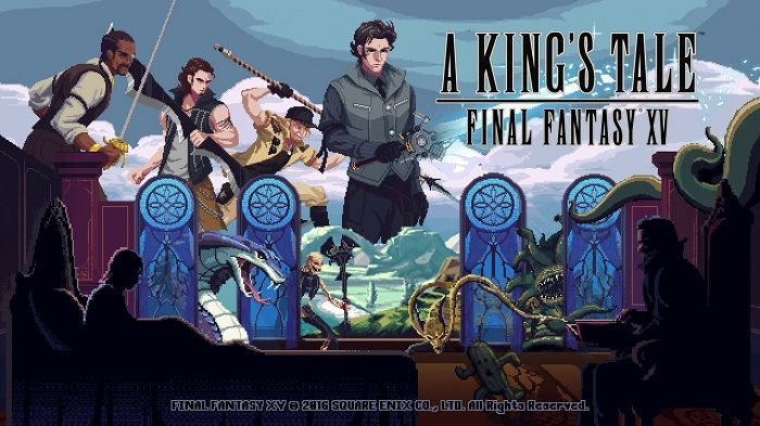 A King's Tale: Final Fantasy XV Is For Free Starting Next Month : Games : iTech Post