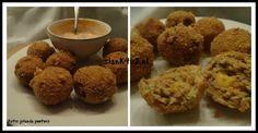 Kip Cordon Bleu snackballen - Slank4u2