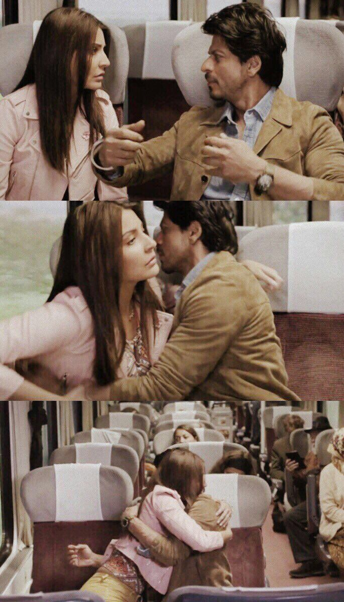Jab Harry Met Sejal With Anushka With Images Shah Rukh Khan