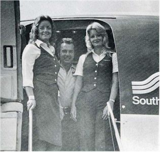 Southern Airways Flight Attendants My Airline History