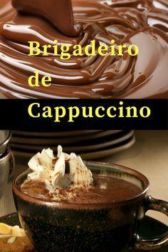 Que tal juntar o sabor do café com a delícia do brigadeiro? Confira esta maravilhosa receita de Brigadeiro de Cappuccino!