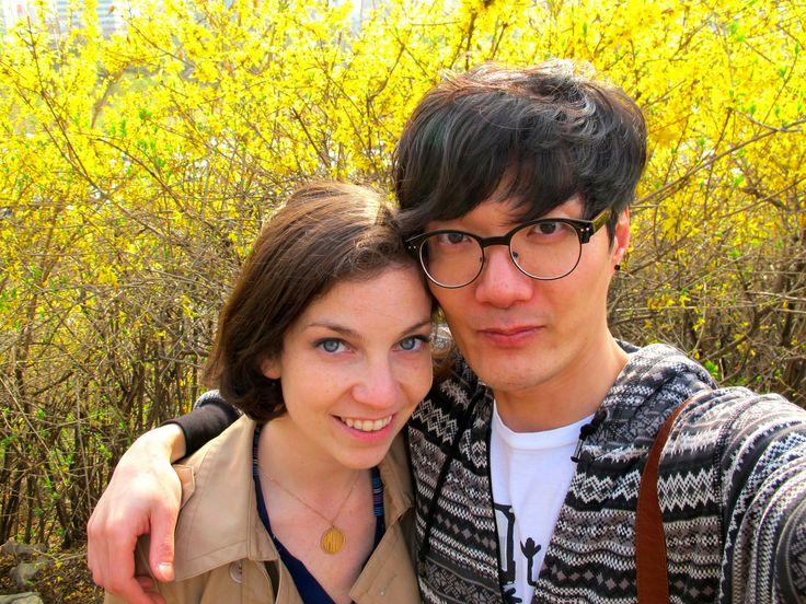 The Romantic Korean, Pt. 2. Are Korean men romantic? My Korean husband told me I had an 80% camel toe... is that romantic?