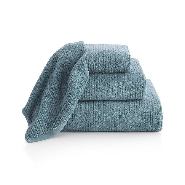 Ribbed Teal Hand Towel   Crate and Barrel. 17 best ideas about Teal Hand Towels on Pinterest   Teal bath