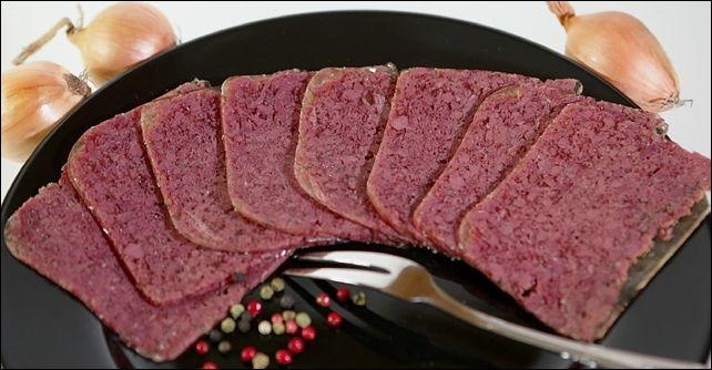 Deutsches Corned Beef ganz mager   Wurst und Schinken selber machen