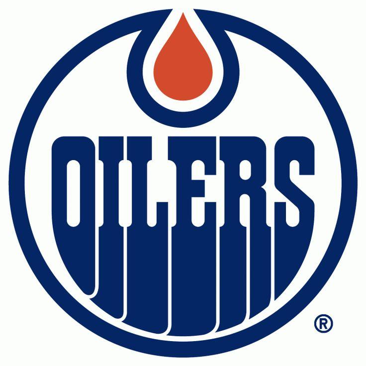 les Oilers d'Enmonton