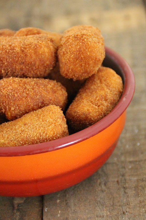 Glutenvrije zoete aardappel kroketjes www.eatpurelove.nl