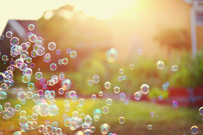 Bubbles #bubbles