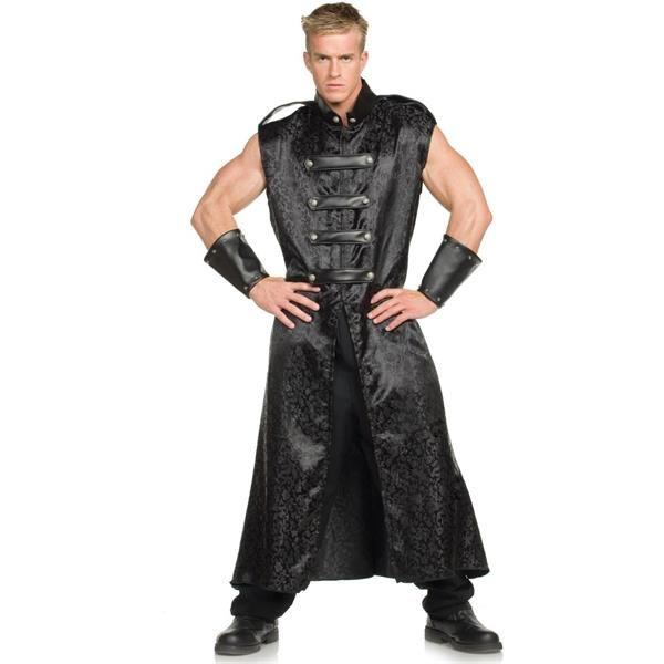 Черные карнавальные костюмы для взрослых