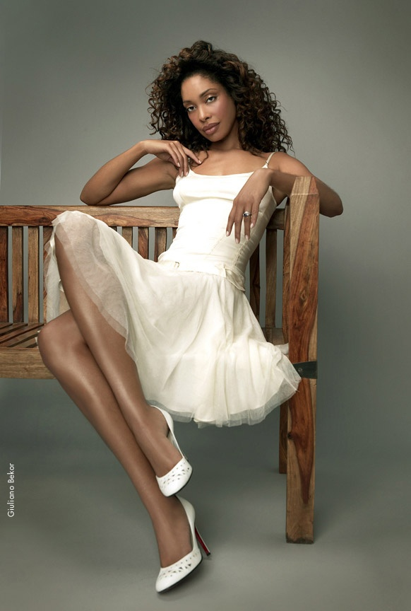 G is for Gina Torres