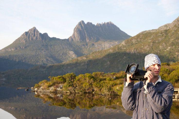 Shaun at Cradle Mountain. Tasmania, Australia.