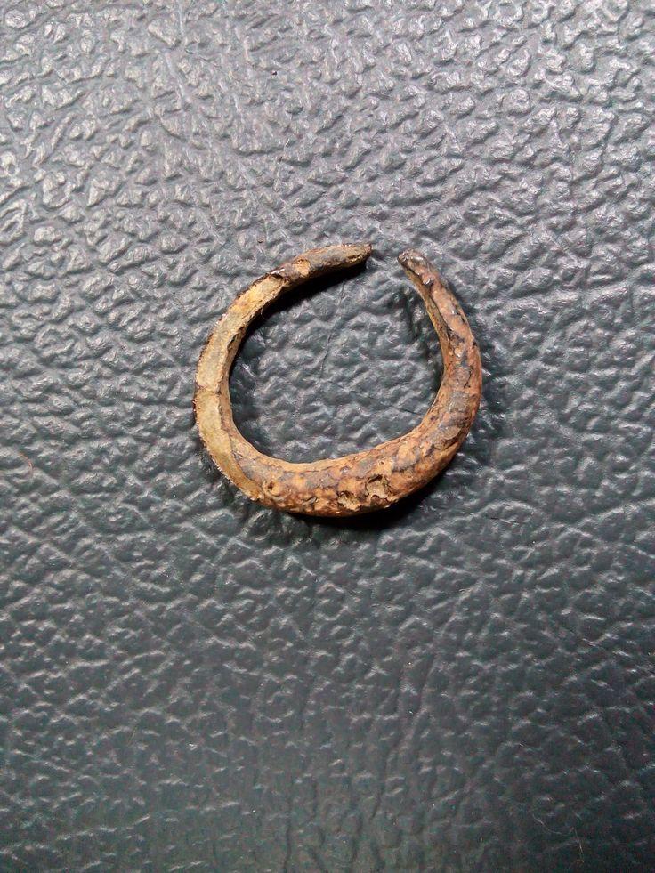 Javanese Ring Keloh or Trade money ?? , this from Sumatera