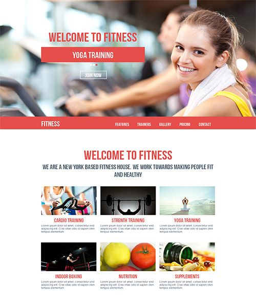 Best Sports Websites Images On   Website Designs