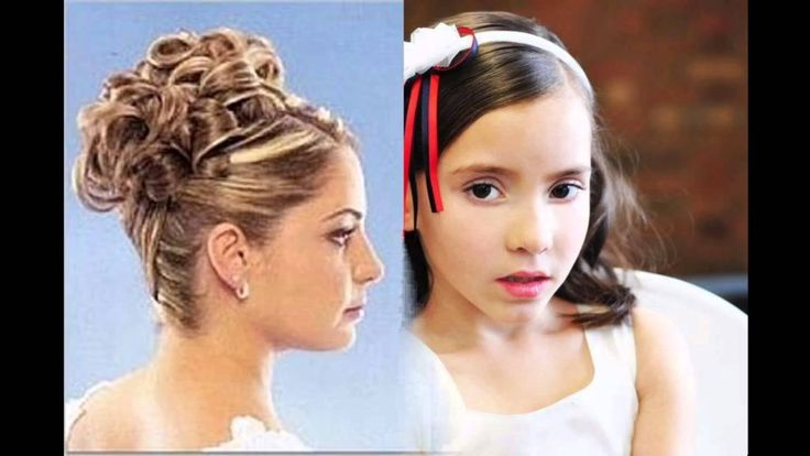 17 Best Ideas About Wedding Hairstyles On Pinterest: 17 Best Ideas About Junior Bridesmaid Hairstyles On