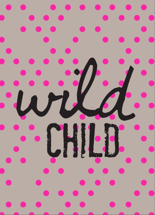 'Wild Child' By Morgan Connoley