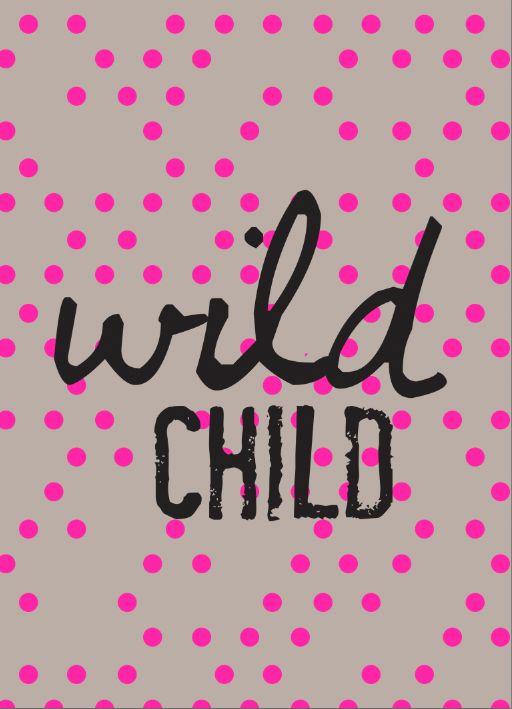 'Wild Child' By Morgan Connoley