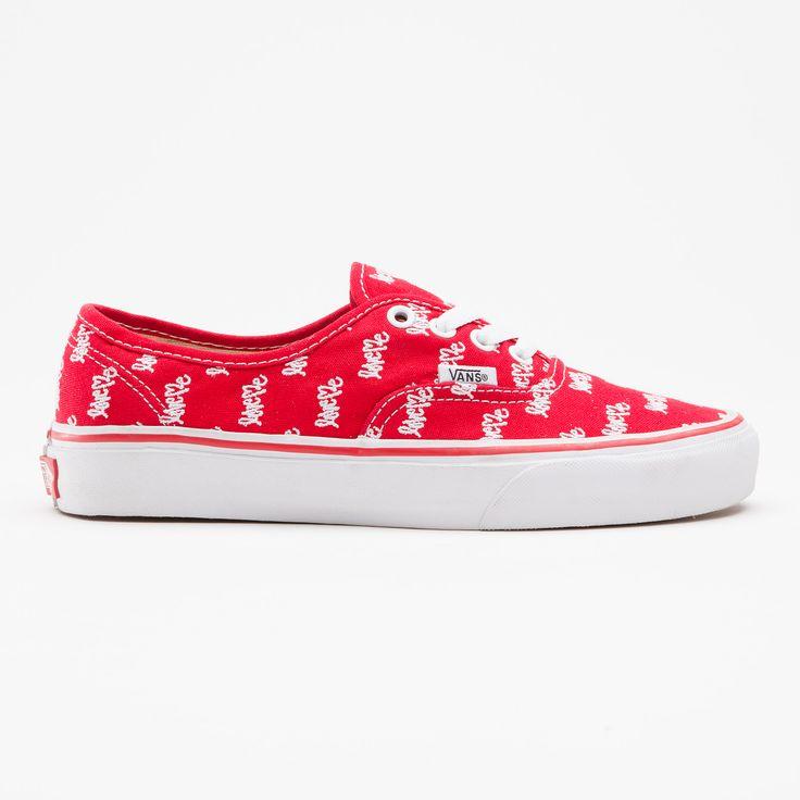 rode vans dames