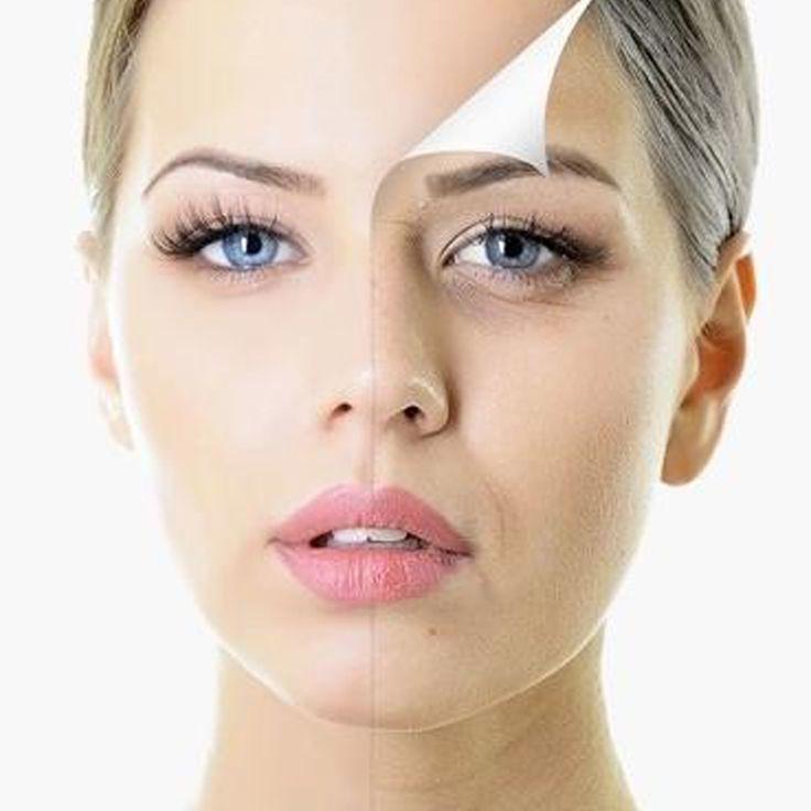 5PCS Six Peptides Collagen Rejuvenating Face Cream Skin Care Argireline Liquid Serum For Striae Anti Wrinkles Cream Anti Aging