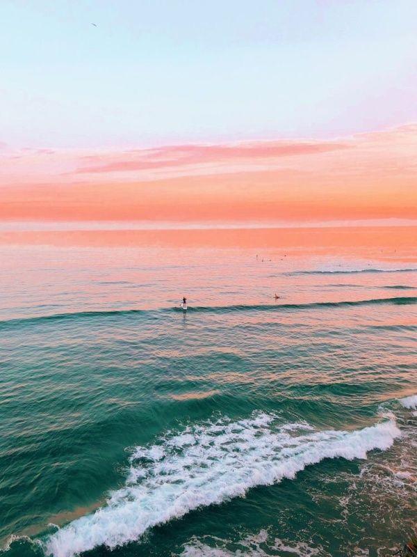 Vsco Happinessinpixels Ocean Vibes Surfing Sky Aesthetic
