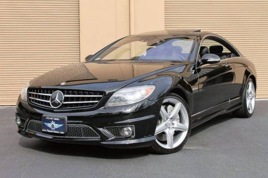 Coupe, 2008 Mercedes-Benz CL 63 AMG with 2 Door in Martinez, CA (94553)