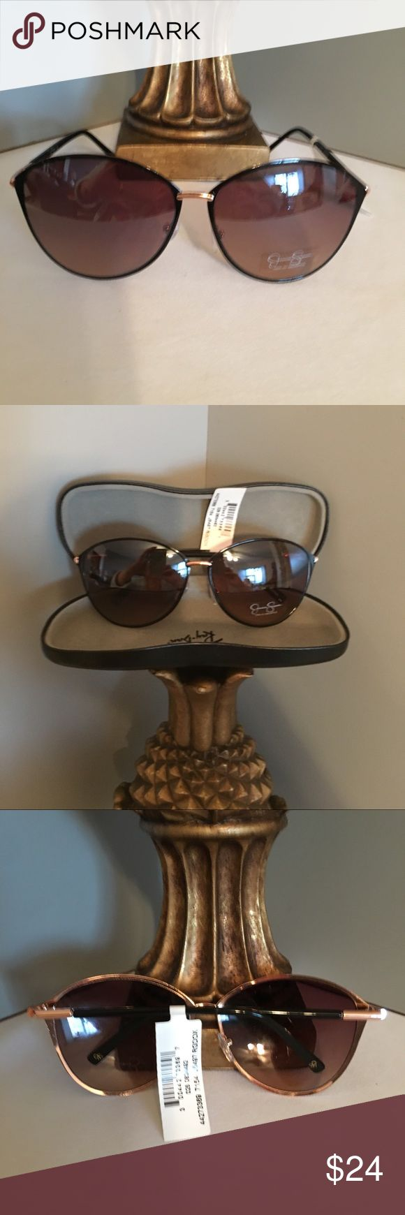 BRAND NEW-JESSICA SIMPSON SUNGLASSES.VERY STYLISH BRAND NEW-JESSICA SIMPSON CUTE AND STYLISH SUNGLASSES. THIS STYLE LOOKS GOOD ON EVERYONE. NO SCRATCHES. YOU ARE GOING TO LOVE THESE. Jessica Simpson Accessories Sunglasses