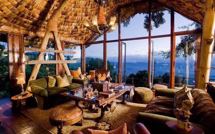 Beyond Ngorongoro Crater Lodge (Tanzanie)