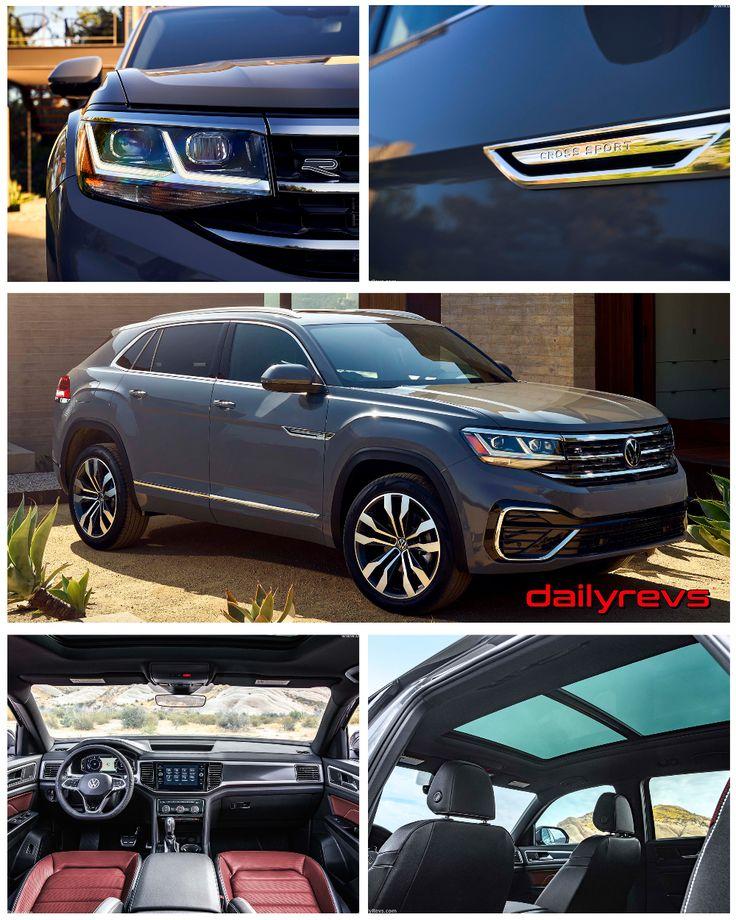 2020 Volkswagen Atlas Cross Sport HD Pictures, Videos