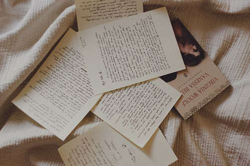 Writings. And book of Virginia Woolf quotes.
