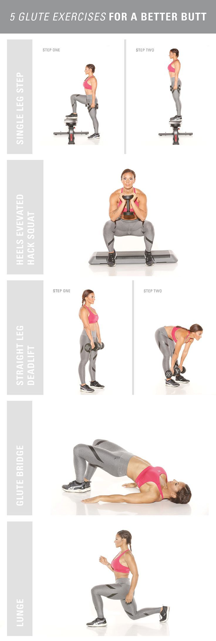 Best Glute Exercises To Get A Toned Butt   Fitness Republic