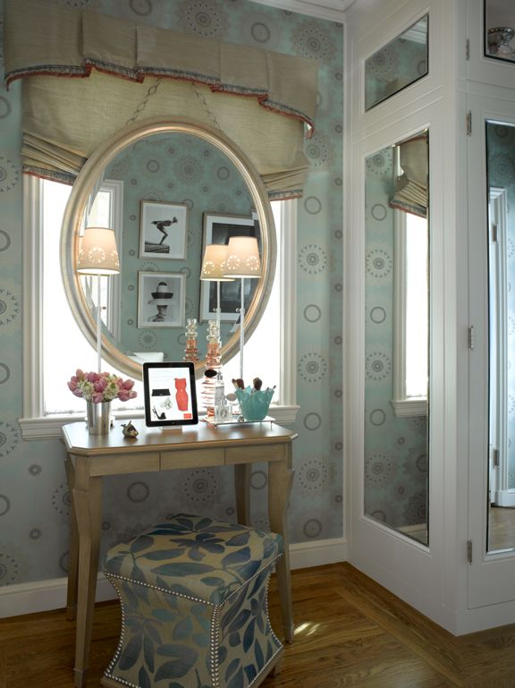 179 best beautiful dressing rooms images on pinterest for Dressing area designs
