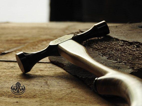 Special Production Hammer...Woodworking,luthier,fine works...(hand form goat's feet) Designer & Maker Murat İkiz