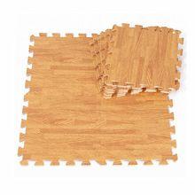 Free Post Yoga Gym home Interlocking EVA Foam Mat Children Room Wood Floor Gym Mats Thick Squares Tile Educational Foam Puzzle(China (Mainland))