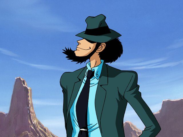 Daisuke Jigen - Lupin III