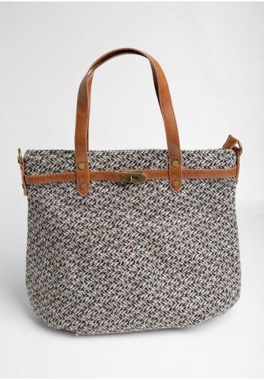 Harrow Borough Tote Bag | Modern Vintage Purses | Modern Vintage Accessories | Ruche | Ruche