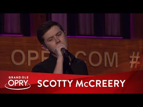 """Scotty McCreery - """"Hello Darlin'"""" 