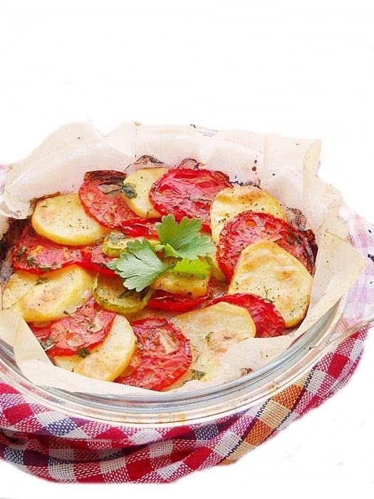 Legume gratinate: Romanian Recipes