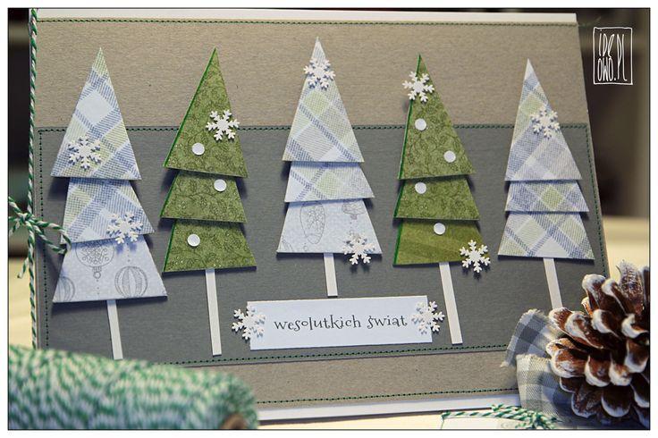 big x-mas card | duża świąteczna kartka