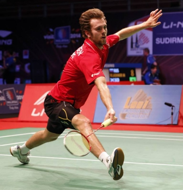 Jan Ø from Denmark - Sudirmancup 2013