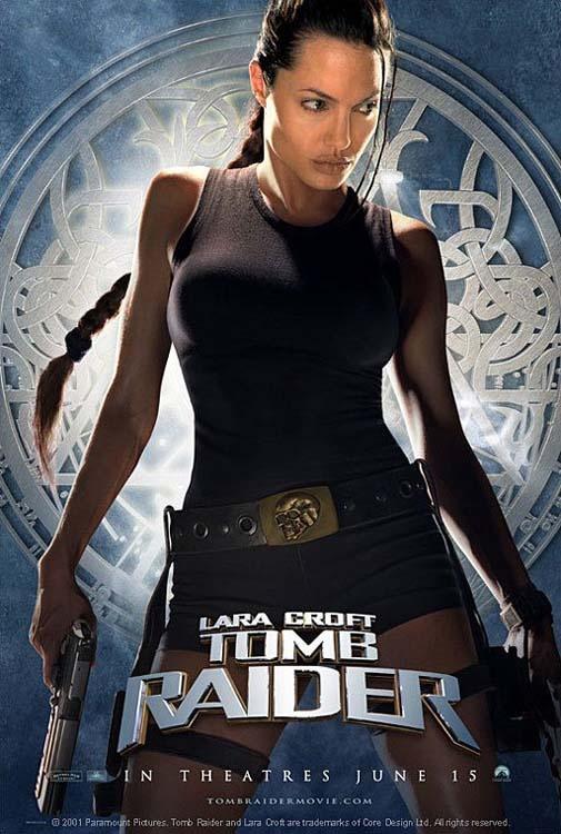 Laura Croft:  Tomb Raider (2001)