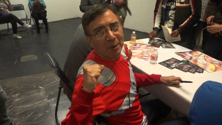 Falleció Jesús Barrero, Actor de Doblaje. La partida de un grande, loco crecí con tu voz prácticamente, aguante Seint Seiya.