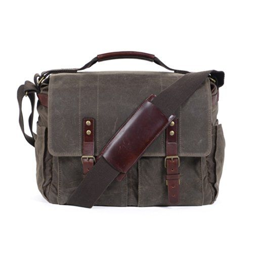 ONA The Astoria Camera and Laptop Messenger Bag  http://www.alltravelbag.com/ona-the-astoria-camera-and-laptop-messenger-bag/