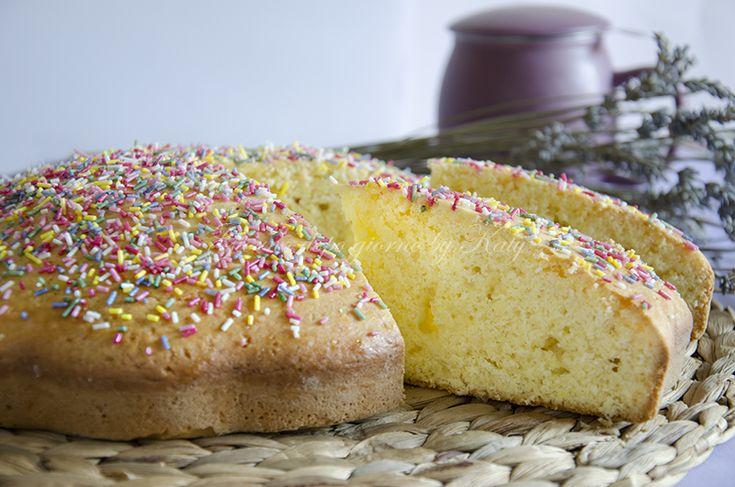 la torta abruzzese è ottima come dolce per la colazione, mangiata da se o spalmata con nutella o confettura da la giusta carica per affrontare la giornata