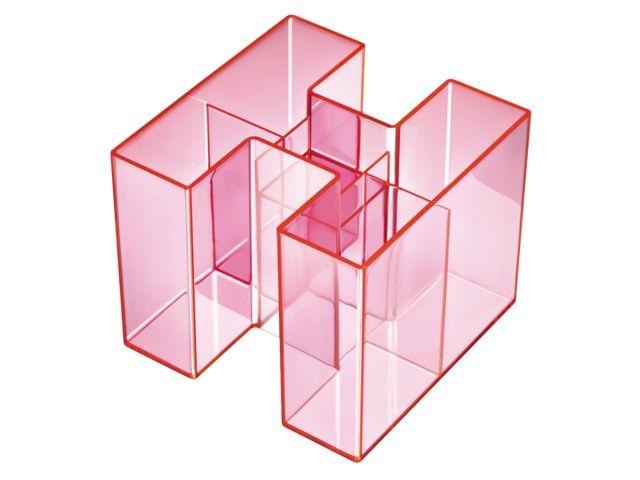 Deze pennenhouder staat beeldig in je roze kantoor of op je roze bureau #kantoorinrichting #dkvh #accessoires