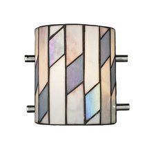 View The Dale Tiffany TW13015 Glacier 1 Light Wall Sconce At LightingDirect