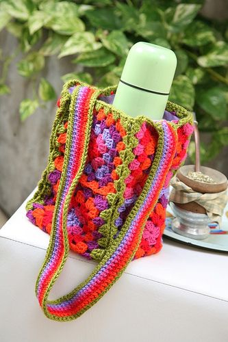 Goed, dit ziet er niet uit ;-) maar toch erg leuk als inspiratie voor picknicktas!