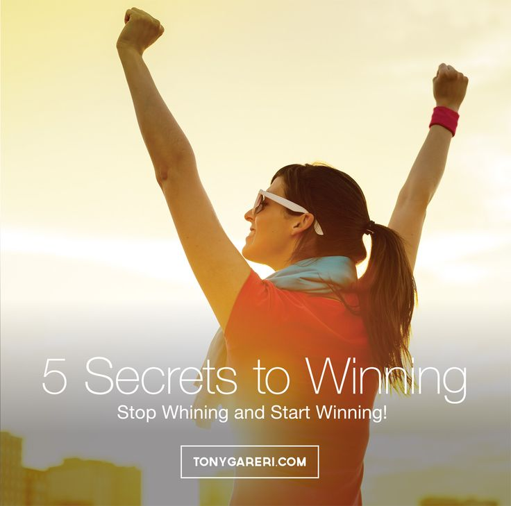 Do you love to win? Roma Moulding CEO Tony Gareri shares his 5 secrets to WINNING in his latest blog! http://bit.ly/1IhI50A #winning