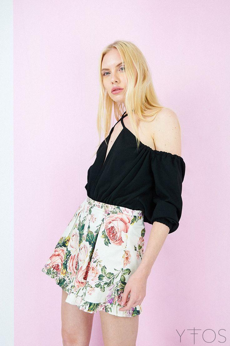Yfos Online Shop | Clothes | Tops | Fresh Off The Shoulder Bodysuit by YFOS